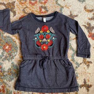 Tea Collection sweatshirt pocket dress